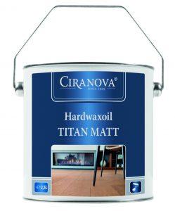 Ciranova Hårdvaxolja Titan